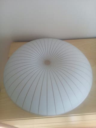 lampara plafón grande