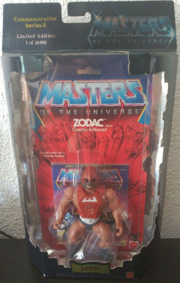 ZODAK - Master del Universo - MOTU