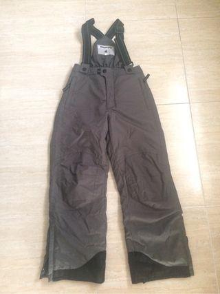 Mono-pantalón esquiar