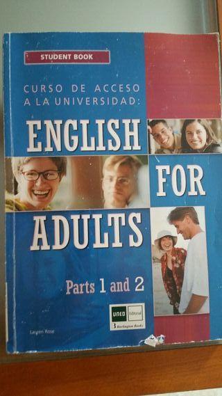 libros INGLÉS acceso uned