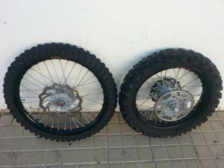 RUEDAS KTM ENDURO