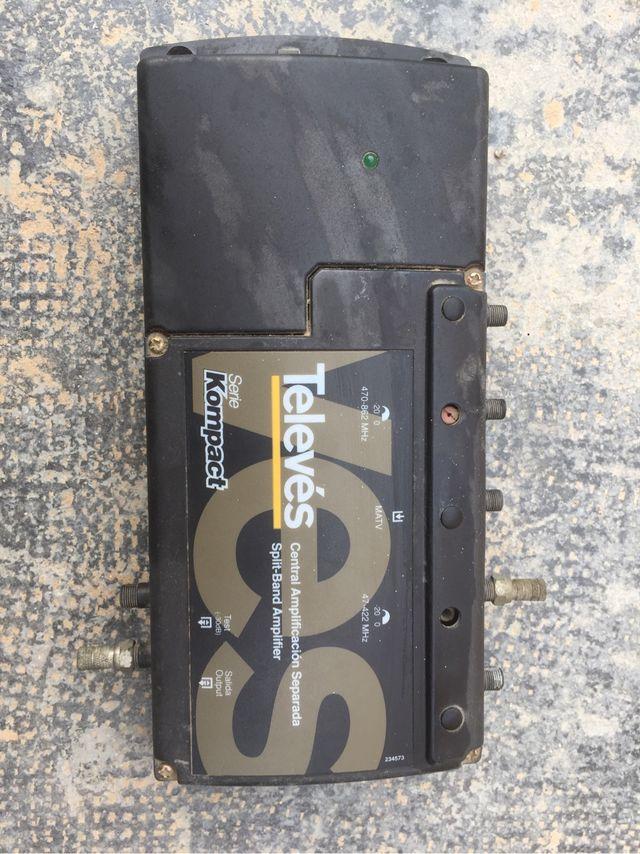 Amplificador TV Televes