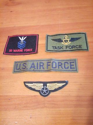 Parches militares USA