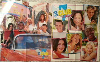Poster S CLUB 7