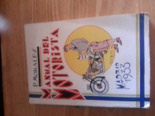 Manual del motorista de 1933