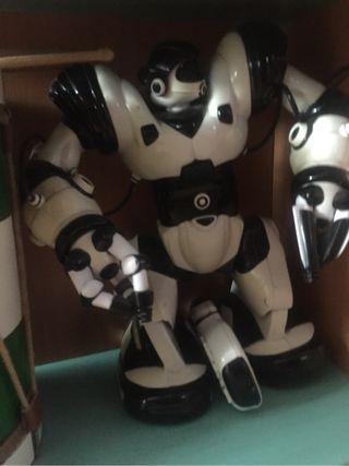 Robot juguete que flipas