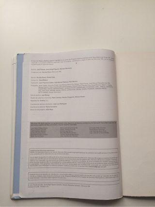 Libros de Física y química