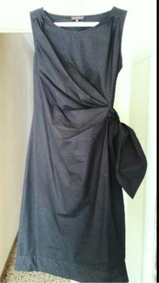 vestido elegante adolfo dom nguez de segunda mano por 30