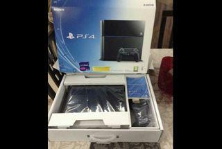PlayStation4 500Go neuve