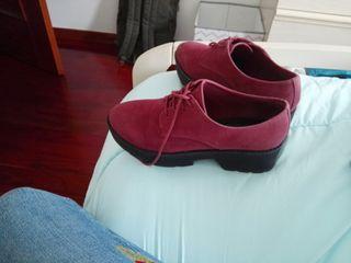 Zapatos mujer pull & bear