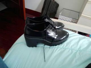zapatos stradivarius talla 39