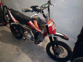 pit bike imr. 140cc