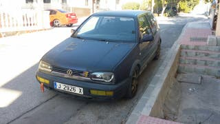 Volkswagen Golf 1900 gasoil turbo