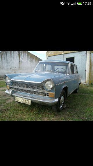 Vendo Fiat 1800 de gasolina, es un 6 cilindros.