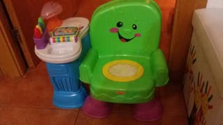 silla juguete para bebés de 1 a 3 años