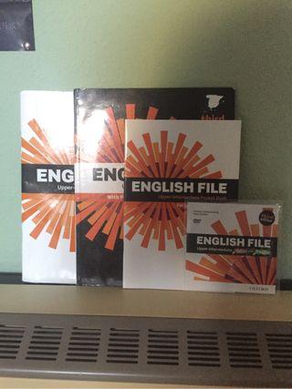 English File Oxford Avanzado-medio