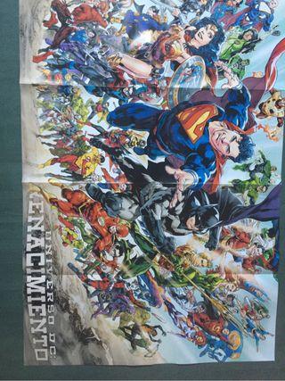Poster DC Universe