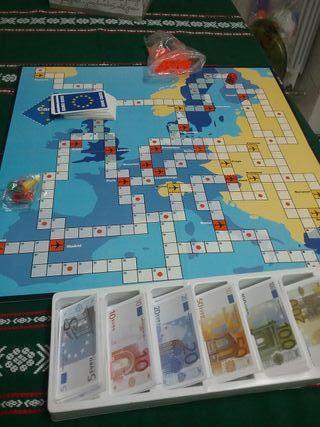Juego de mesa Euro2000