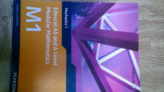 Libro de texto Mechanics 1