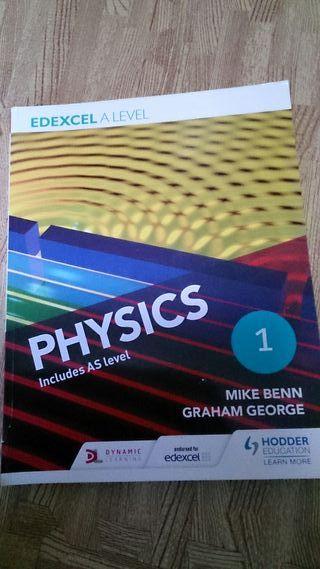 Libro de texto Physics
