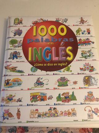 Libro de ingles para niños