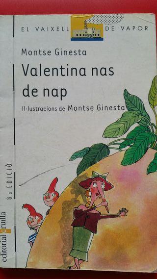 Libro: Valentina nas de nap