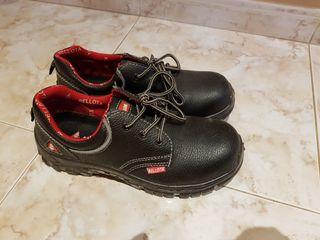botas de seguridad bellota N°41