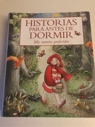 Libro cuentos para dormir