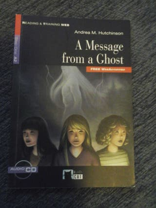 A MESSAGE FROM A GHOST
