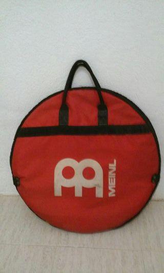 bolsa para platos d bateria!!