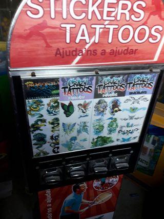 maquinas de tatuajes
