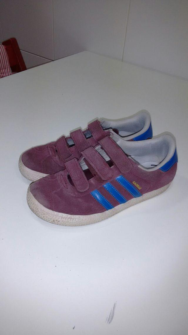 promo code 34745 731de Zapatillas Adidas Gazelle Niño.