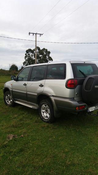 Nissan terrano 3oootd. 150cv