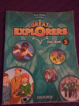 Great explorers class book 5