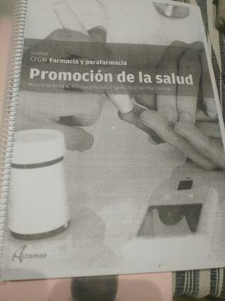 PS promocion de la salud Libro escolar
