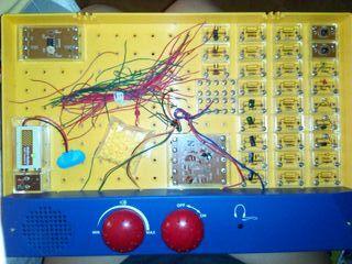 Juego set de Circuitos eléctricos