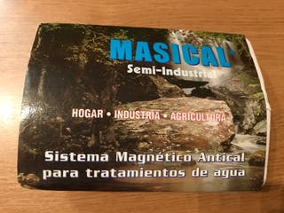 Sistema magnético antical