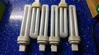 bombillas de bajo consumo para downlight
