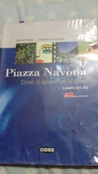 Libro de Italiano Bachillerato