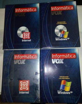 Curso informartica e Internet Vox