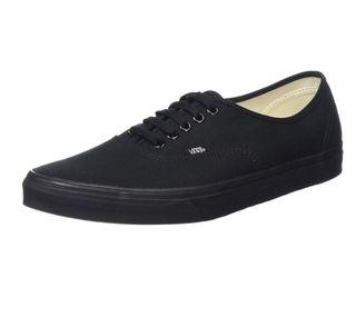 Vans authentic negra