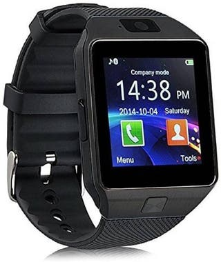 RELOJ MANOS LIBRES INTELIGENTE smartwatch DZ09 inteligente Whatsapp Android
