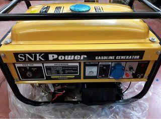 generador SNK POWER 3000W Nuevo