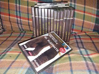 DOCUMENTALES DVD'S