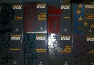 Guia escolar Vox