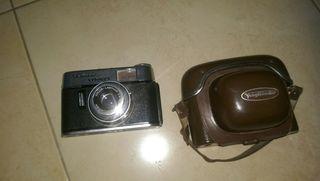 . cámara de foto antigua vitoret de los años 60