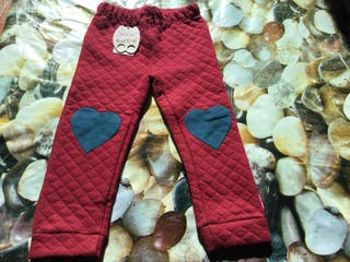 Pantalon Niña Tuc Tuc Talla 2