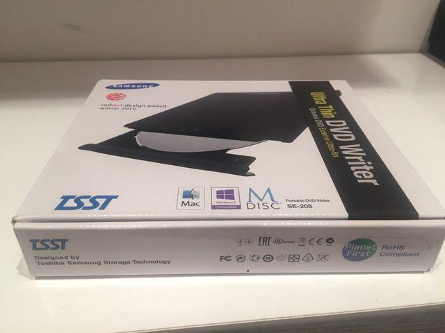 Samsung Grabador DVD Portatil