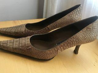 Zapatos NUEVOS Pura López T.37