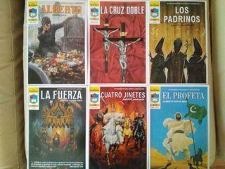 Cómics Alberto Rivera (Conspiración jesuita)